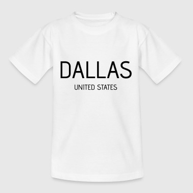 Dallas - Teenage T-Shirt