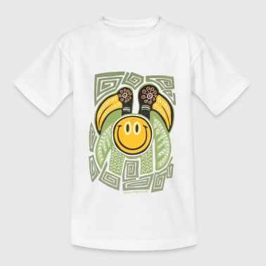 SmileyWorld 'Tiki Surf' teenager t-shirt - Camiseta adolescente