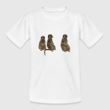 erdmaennchen - Teenager T-Shirt