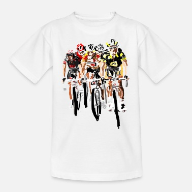 De Tour Tour de France - Teenager T-shirt