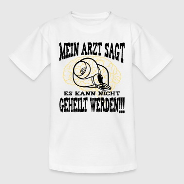 mein arzt Turbolader - Teenager T-Shirt