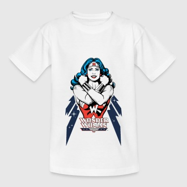 Wonder Woman Force 2 Ado Tee Shirt - T-shirt Ado