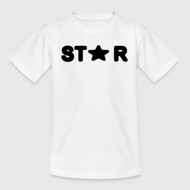 Staren Star of Stars - Teenager T-shirt