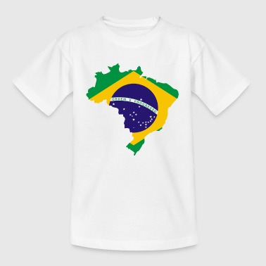 BRAZILIË - Teenager T-shirt