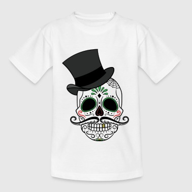 Day of the dead - T-shirt tonåring