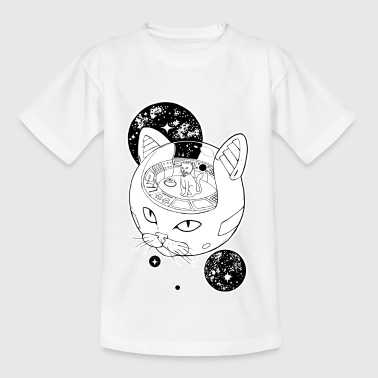 Empereur Cosmic Cat - T-shirt Ado