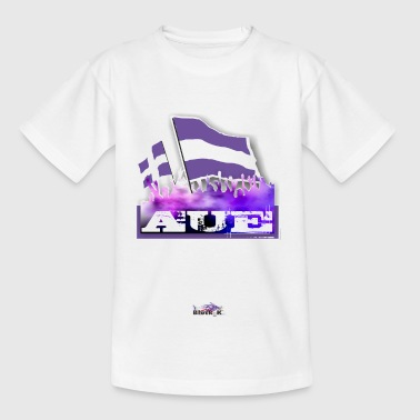 Erzgebirge Aue all4one - Teenager T-Shirt