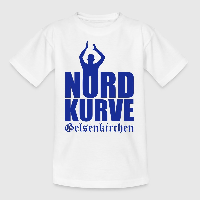Nordkurve Gelsenkirchen - Teenager T-Shirt