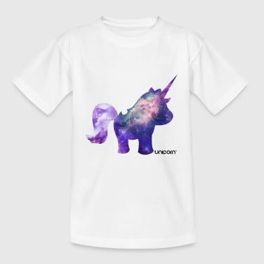 UNICORN - EINHORN - Teenager T-Shirt