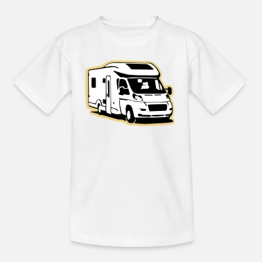 Wohnmobil Camper Wohnmobil (3 color) - Teenager T-Shirt