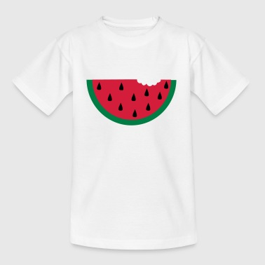 Watermeloen watermeloen fruit - Teenager T-shirt