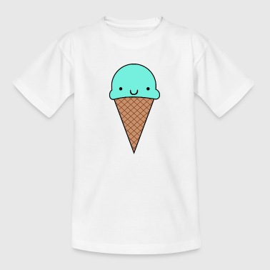 Eiscreme Aqua - Teenager T-Shirt