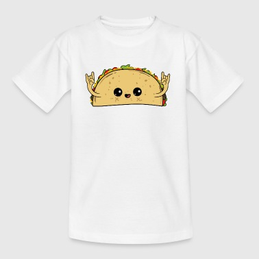 Tacos Rock - Mexikanisches Essen - Cinco de Mayo - Teenage T-shirt