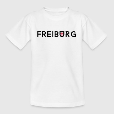 freiburg - Teenager T-Shirt