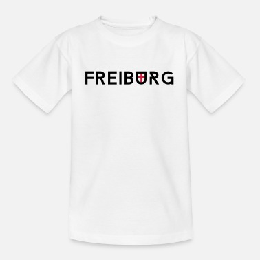 Freiburg freiburg - Teenager T-Shirt