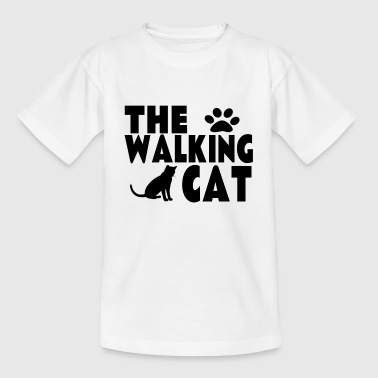 El gato actual - Camiseta adolescente