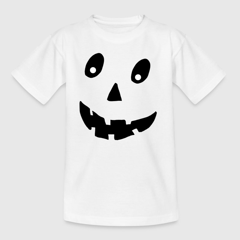 kuerbis halloween    helloween - Teenager T-Shirt
