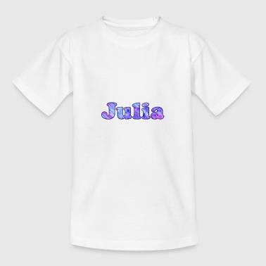 Julia Julia - Teenager-T-shirt