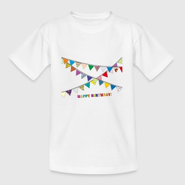 birthday party - Teenage T-Shirt