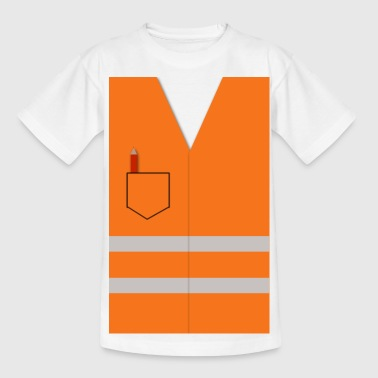 Bauarbeiter - Teenager T-Shirt