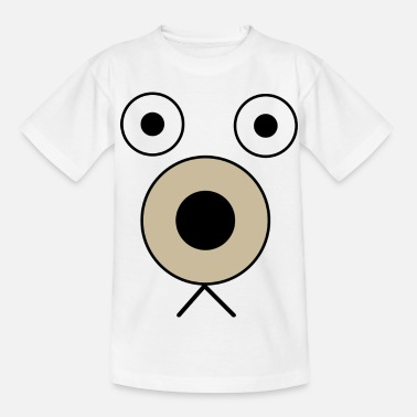 Gay Teddy Teddy - Teenage T-Shirt