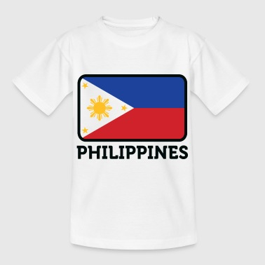 Boracay National Flag of the Philippines - Teenage T-Shirt