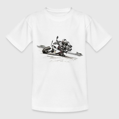 motorcycle - Teenage T-Shirt