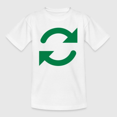 Refresh Green - Teenage T-Shirt
