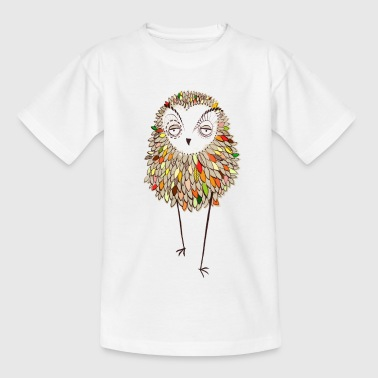 HerbstEule - Teenage T-shirt