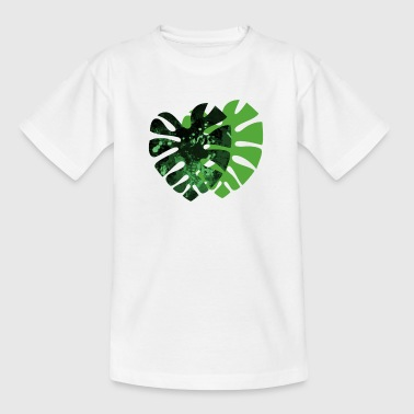 monstera - Teenage T-Shirt