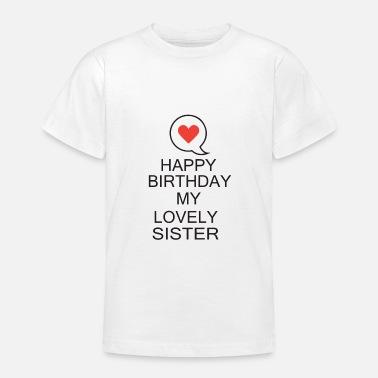 Zus Verjaardag T Shirts Online Bestellen Spreadshirt