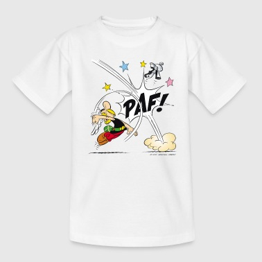 Asterix & Obelix - Asterix fist Teenager T-Shirt - Teenager T-shirt