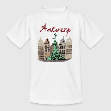 Brabo Antwerp - Teenage T-Shirt