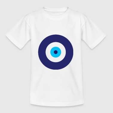 Blaues Auge - Teenage T-Shirt