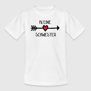 kleine Schwester r - Teenager T-Shirt