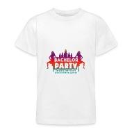 Vrijgezel   Teenager T Shirt