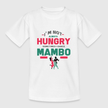 Mambo Dance Mambo dance - Teenage T-Shirt