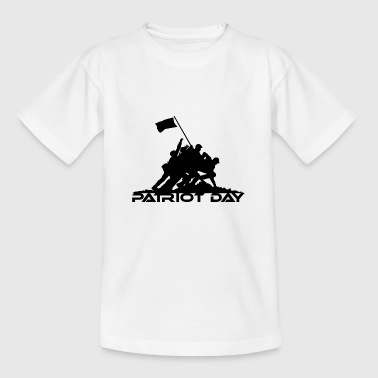 USA, Patriot Day / Patriotic Day - Teenage T-Shirt