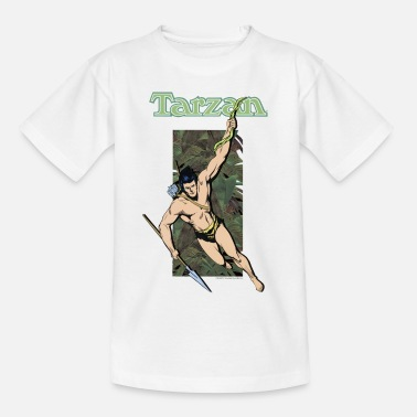 Tarzan Tarzan Spear Liana Jungle Adventure - Teenage T-Shirt