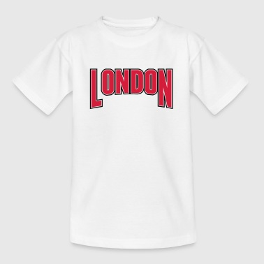 London - Teenager T-Shirt