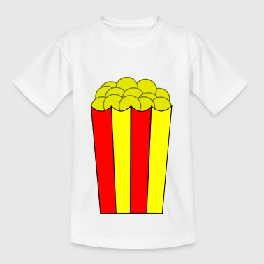 corn corn maize cereal veggie vegetables vegetables - Teenage T-Shirt