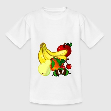 Obst - Teenager T-Shirt