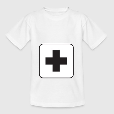 First aid - Teenage T-Shirt