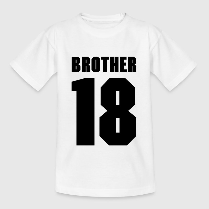 Brother 18 - T-shirt Ado