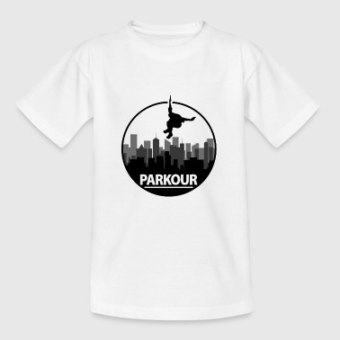 PARKOUR. - Teenager T-Shirt