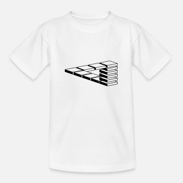 Optical Illusion Optical illusion - Teenage T-Shirt