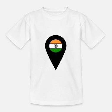 India India - Teenage T-Shirt