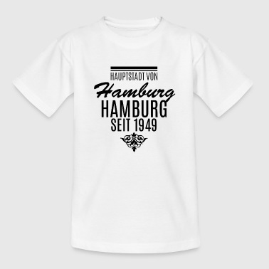 Hamburg HAMBURG - Teenager T-Shirt