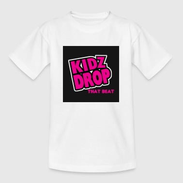 Drop that beat! - Teenage T-Shirt