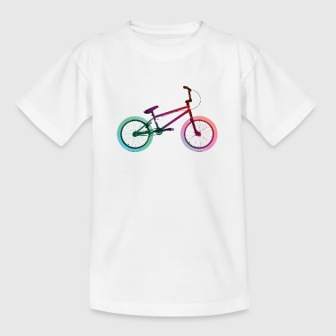 Rainbow BMX - Teenager T-shirt